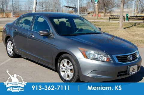 2008 Honda Accord 2.4 LX-P FWD Sedan