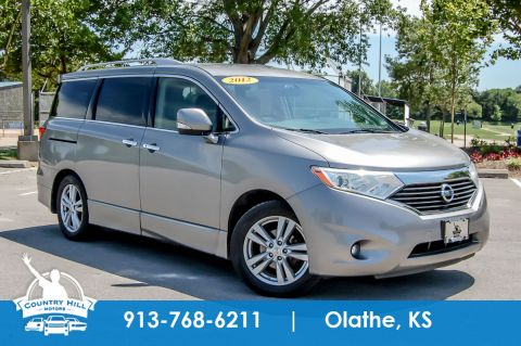 2012 Nissan Quest SL FWD Regular