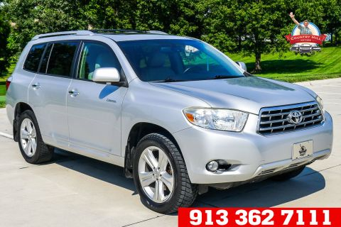 2008 Toyota Highlander Limited AWD