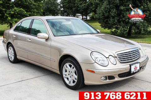 2006 Mercedes-Benz E350 4DR SDN 3.5L RWD Sedan