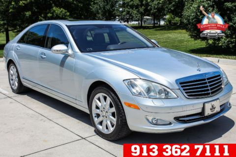 2008 Mercedes-Benz S550 4DR SDN AWD 5.5L AWD