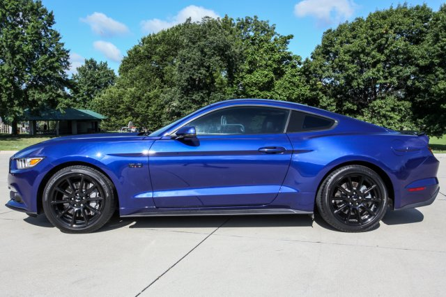 Certified Pre-Owned 2016 Ford Mustang GT