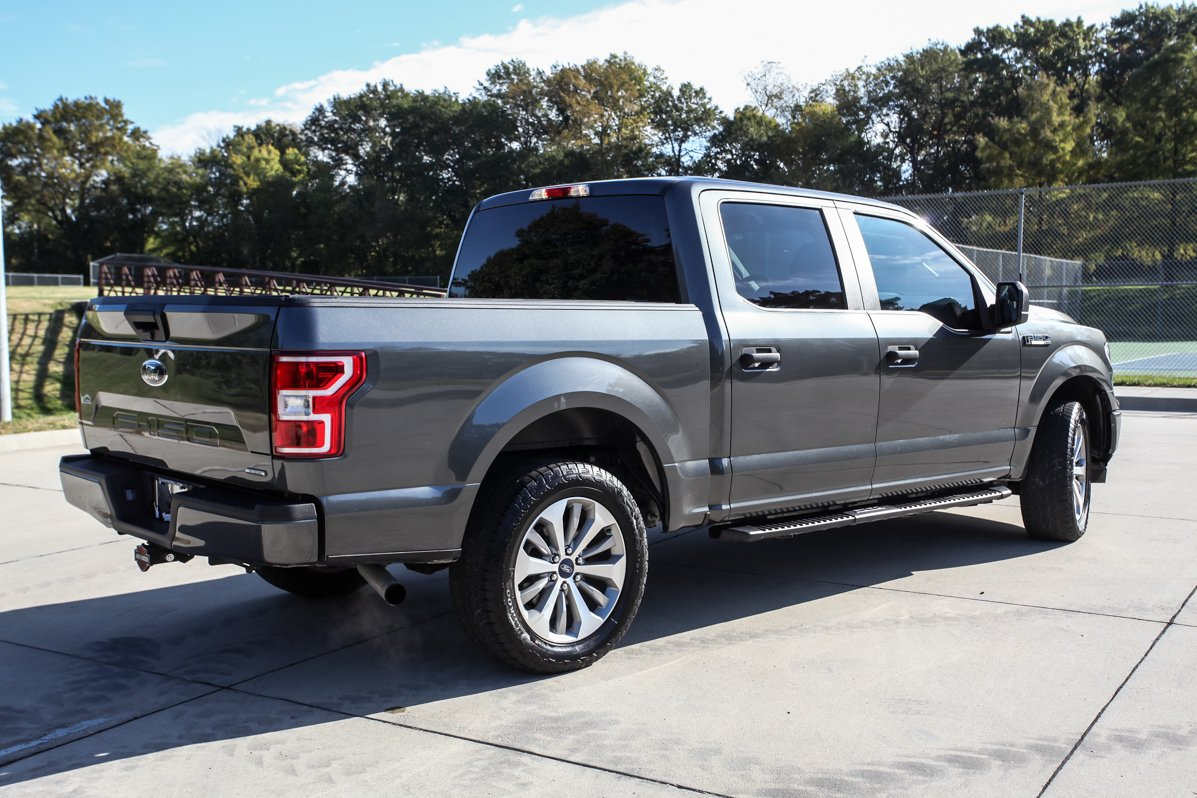 Certified Pre-Owned 2018 Ford F-150 STX