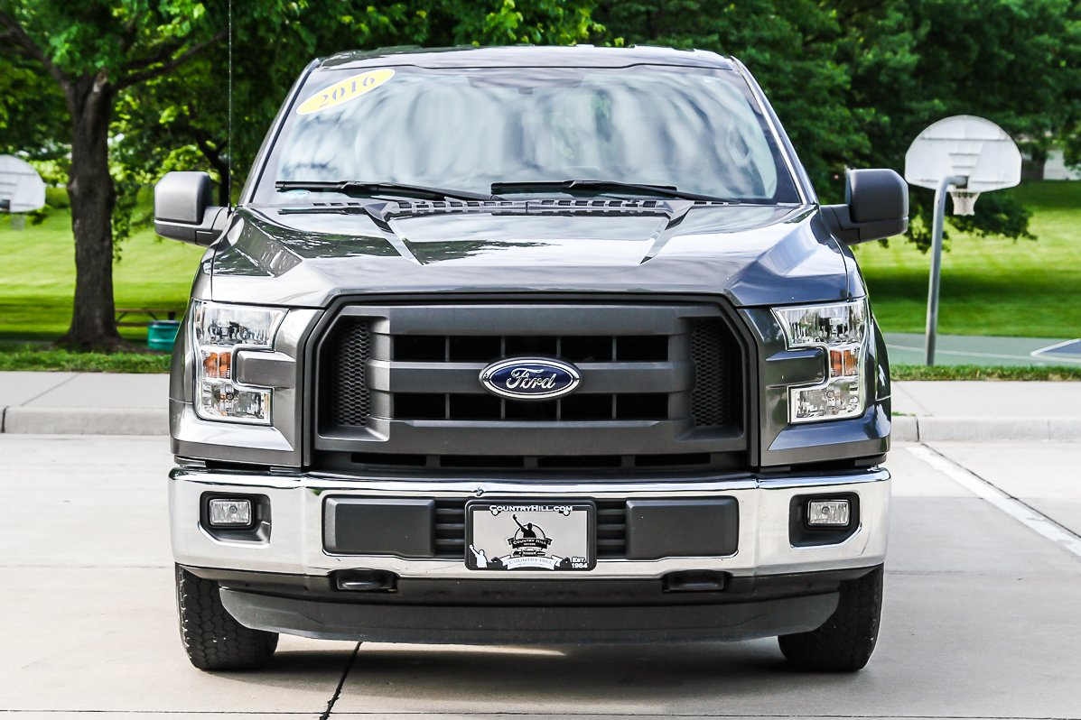 Certified Pre-Owned 2016 Ford F-150 XL
