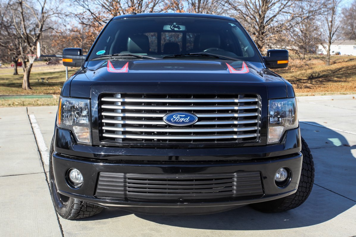 Certified Pre-Owned 2011 Ford F-150 HARLEY DAVIDSON
