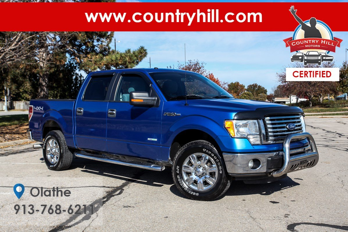 Certified Pre-Owned 2012 Ford F-150 XLT