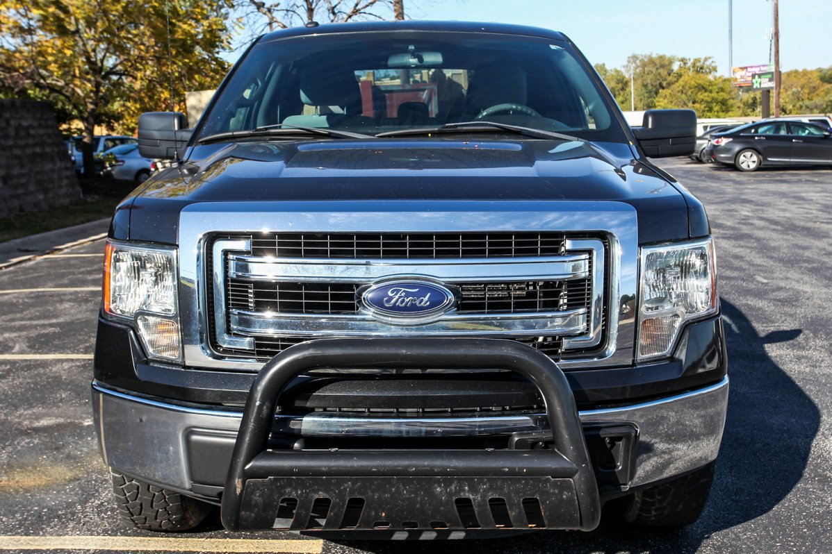 Certified Pre-Owned 2013 Ford F-150 XLT