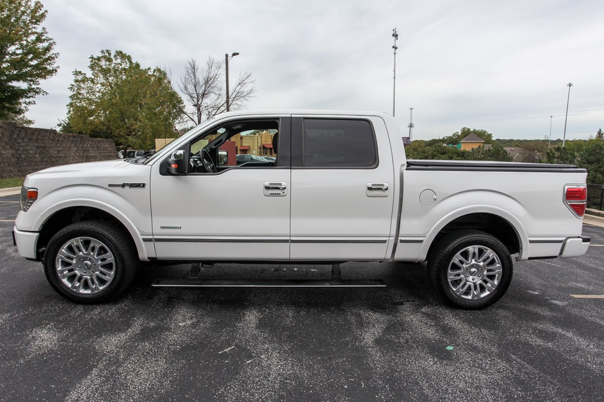 Certified Pre-Owned 2013 Ford F-150 Lariat