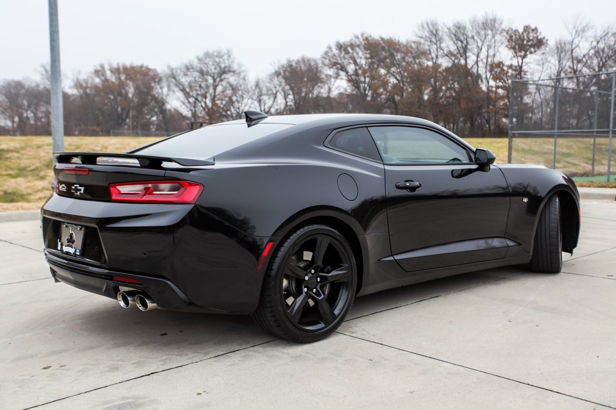 Certified Pre-Owned 2018 Chevrolet Camaro 2SS