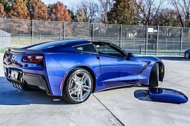 Certified Pre-Owned 2017 Chevrolet Corvette Z51 2LT