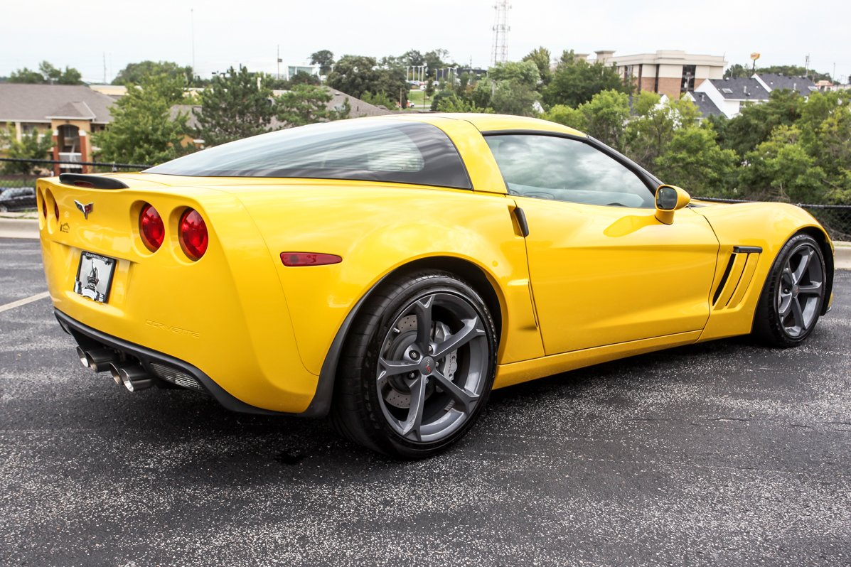 Certified Pre-Owned 2011 Chevrolet Corvette Z16 Grand Sport w/2LT