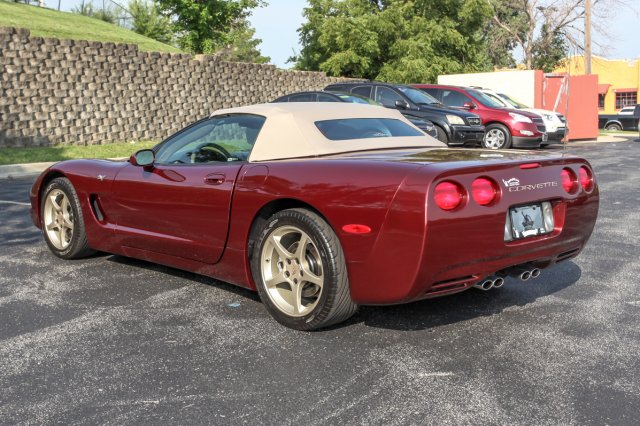 Certified Pre-Owned 2003 Chevrolet Corvette 2DR CONV