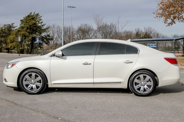 Pre-Owned 2010 Buick LaCrosse CXS