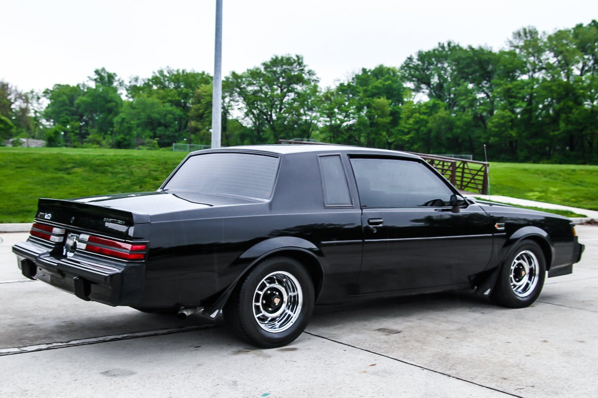 Pre-Owned 1986 Buick Regal Grand National