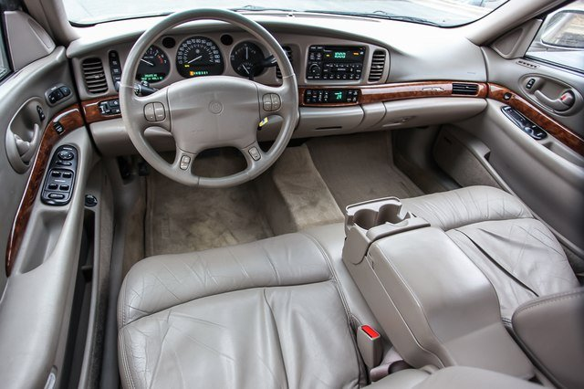 Pre-Owned 2000 Buick LeSabre Limited
