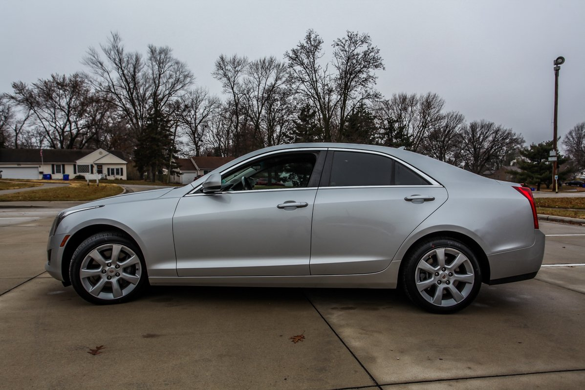 Certified Pre-Owned 2013 Cadillac ATS 2.0L Turbo