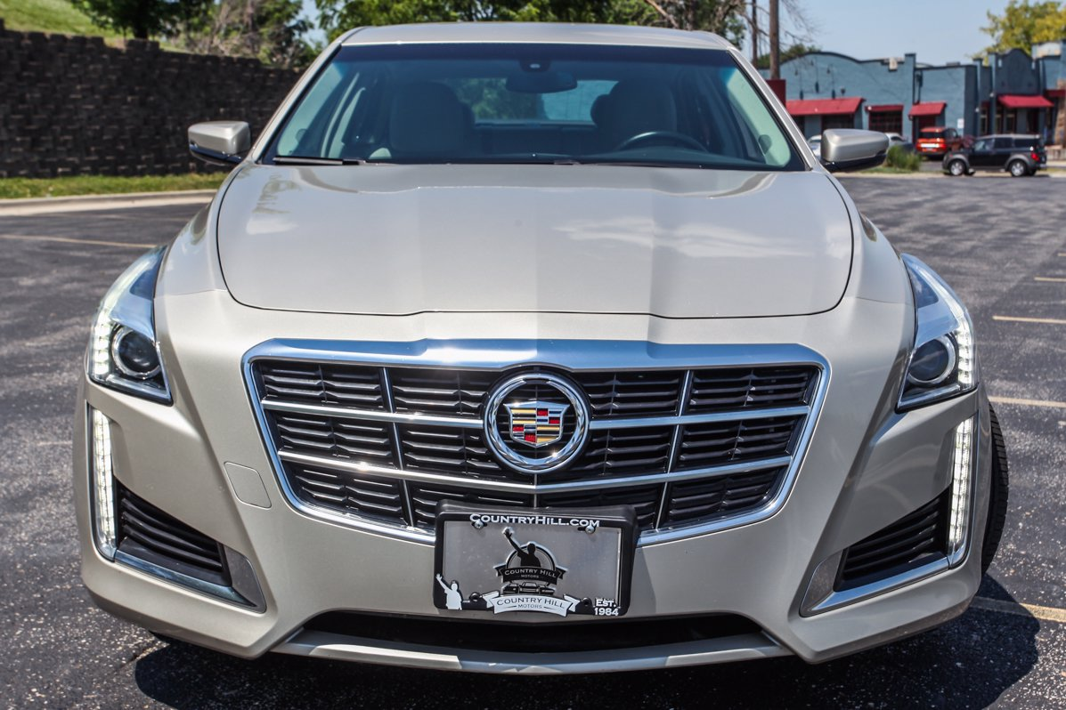 Certified Pre-Owned 2014 Cadillac CTS Sedan AWD