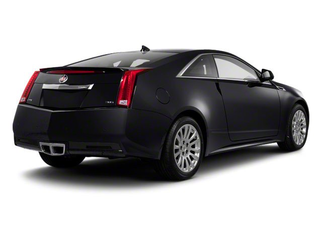 Certified Pre-Owned 2011 Cadillac CTS Coupe Premium