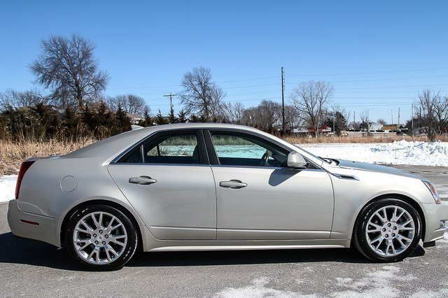 Certified Pre-Owned 2013 Cadillac CTS Sedan Premium