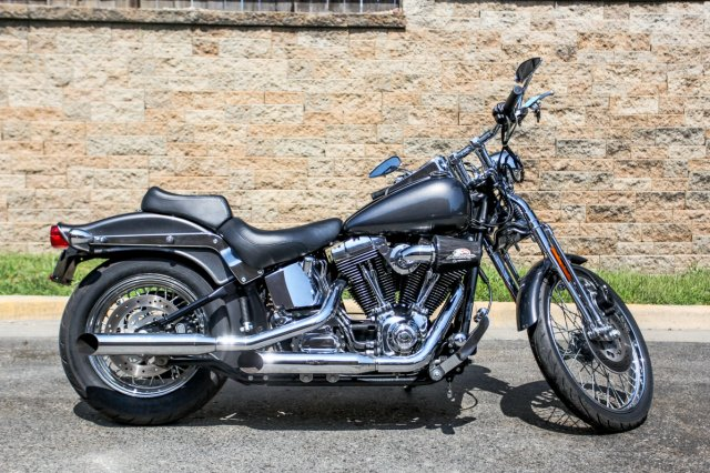 Pre-Owned 2001 Harley Davidson SPRINGER SOFTAIL