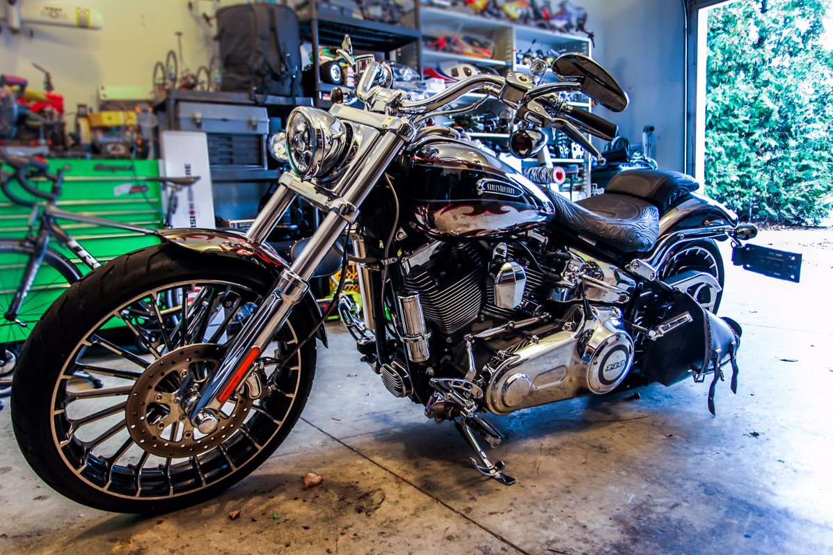 Pre-Owned 2014 Harley Davidson BREAK OUT FXSBSE