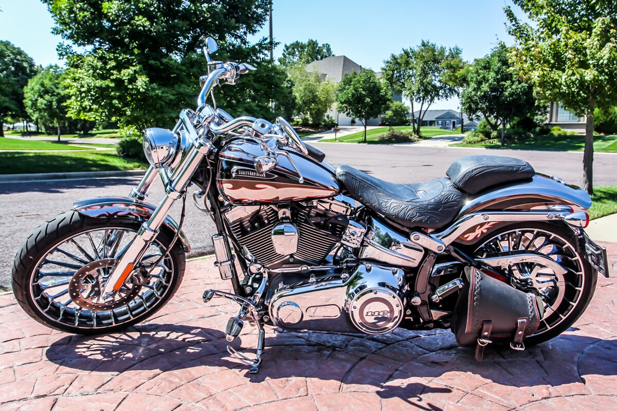 Pre-Owned 2014 Harley Davidson Fxsbse FXSBSE