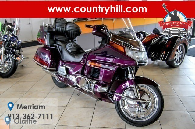 Pre-Owned 1996 HONDA MOTORCYCLE 1500SE