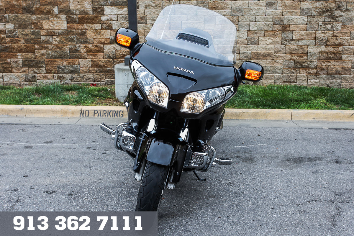 Pre-Owned 2006 Honda Motorcycle Gold Wing