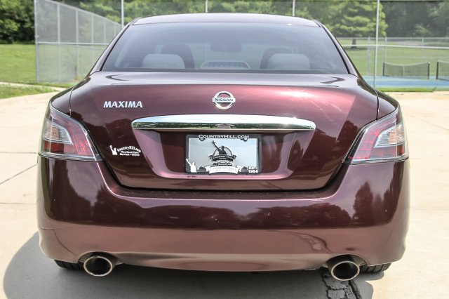 Certified Pre-Owned 2014 Nissan Maxima 3.5
