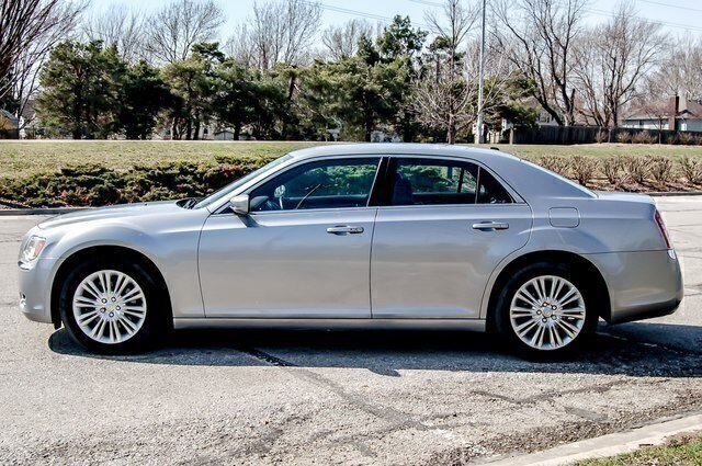 Certified Pre-Owned 2014 Chrysler 300 4DR SDN LTD AWD
