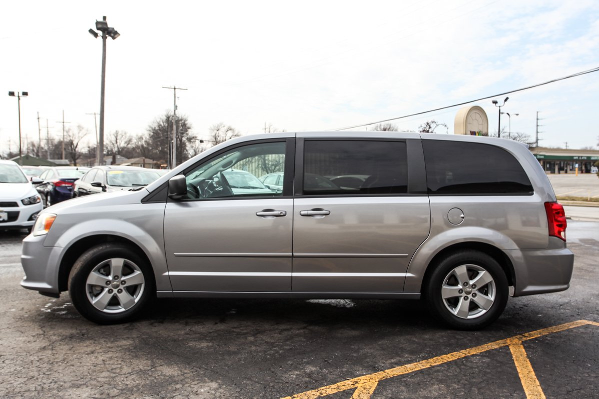 Certified Pre-Owned 2013 Dodge Grand Caravan SE
