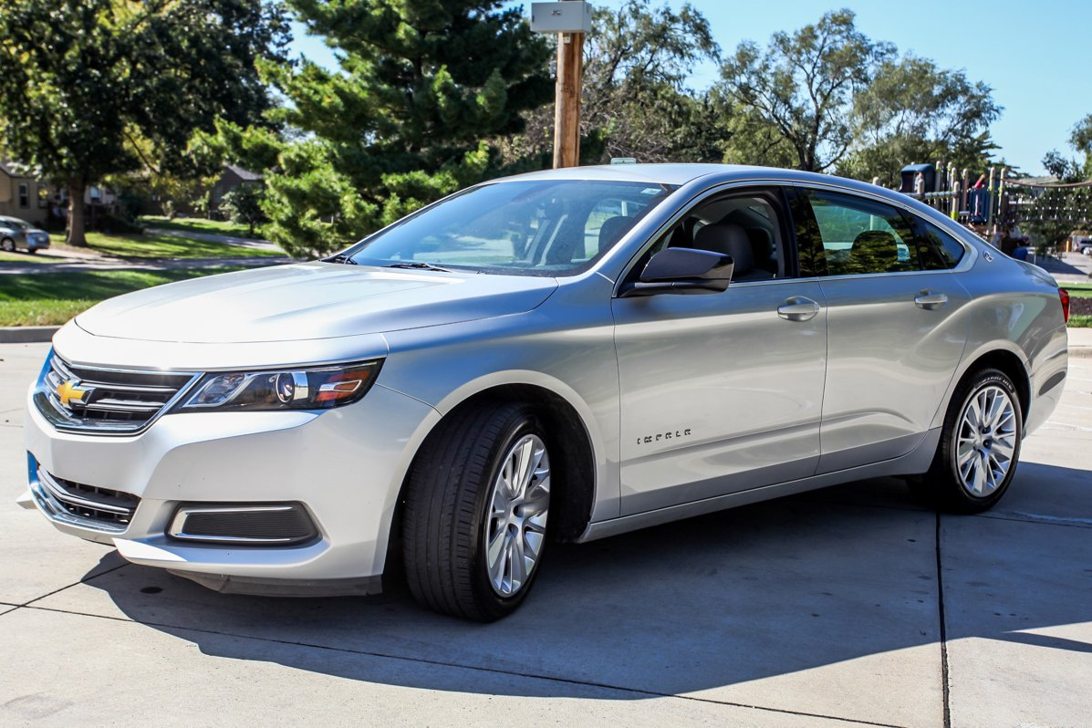 Certified Pre-Owned 2017 Chevrolet Impala LS