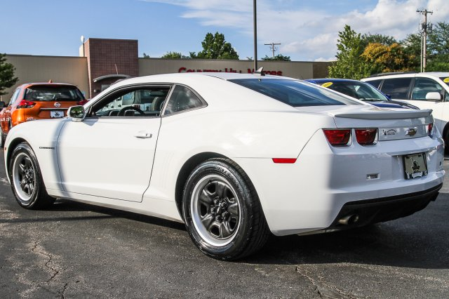 Certified Pre-Owned 2013 Chevrolet Camaro LS