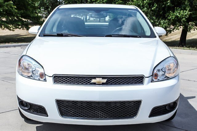 Certified Pre-Owned 2012 Chevrolet Impala LTZ