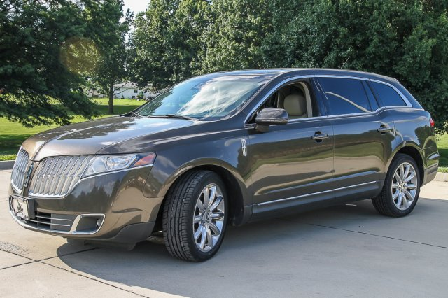 Certified Pre-Owned 2011 Lincoln MKT 4DR WGN 3.7L FWD