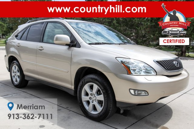 Certified Pre-Owned 2007 Lexus RX 350 4DR AWD