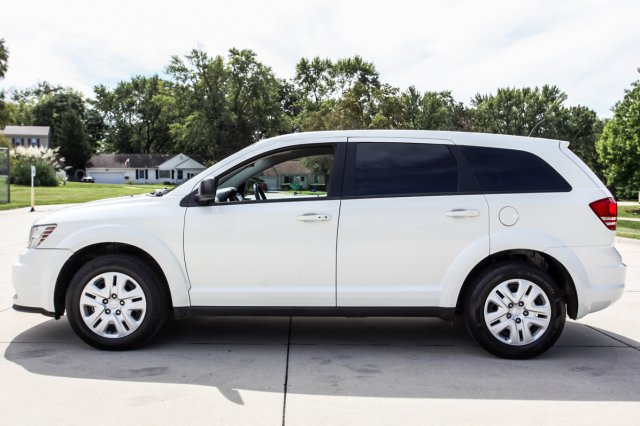 Certified Pre-Owned 2014 Dodge Journey American Value Pkg