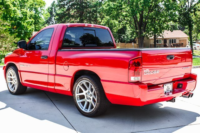 Pre-Owned 2004 Dodge Ram SRT-10 SRT-10