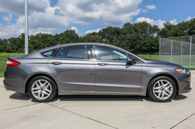 Certified Pre-Owned 2013 Ford Fusion SE