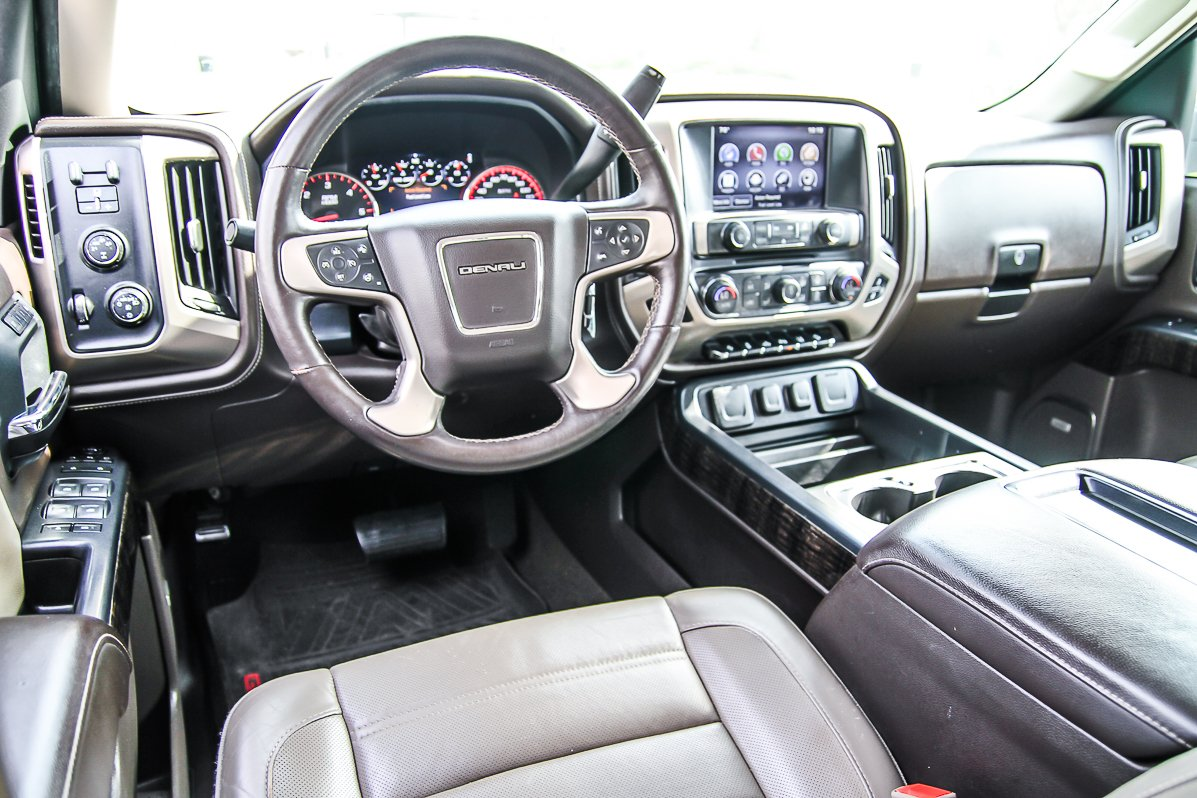Certified Pre-Owned 2015 GMC Sierra 1500 Denali