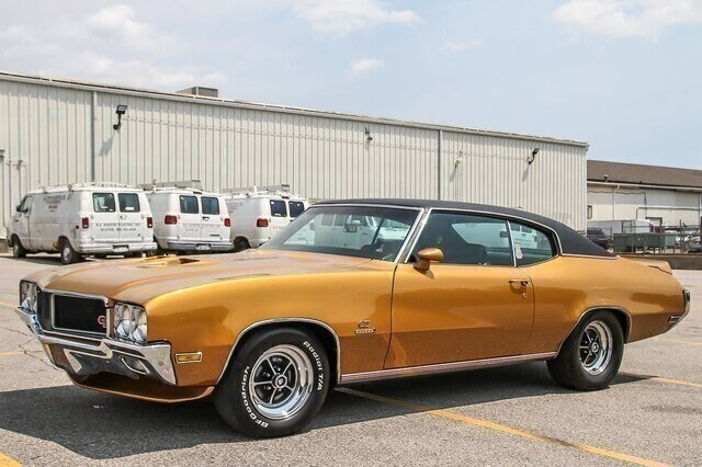 Pre-Owned 1970 BUICK Gs GS STAGE 1