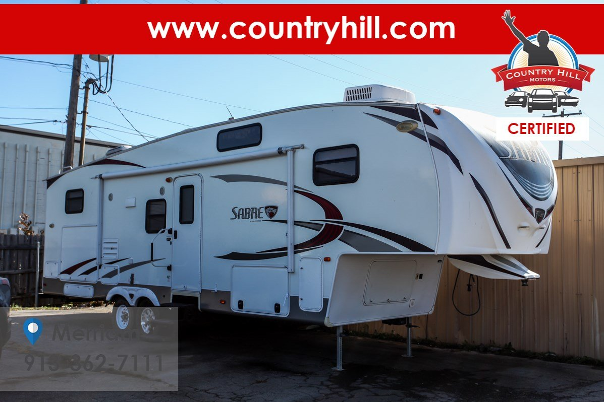 Certified Pre-Owned 2012 Palomino Sabre 32 BHOK Fifth Wheel SABRE
