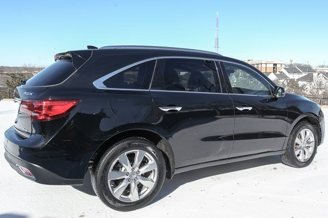 Pre-Owned 2014 Acura MDX Advance/Entertainment Pkg