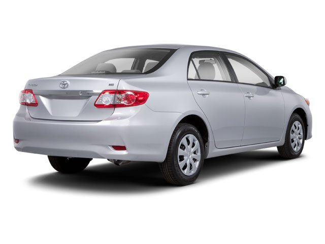 Certified Pre-Owned 2013 Toyota Corolla LE