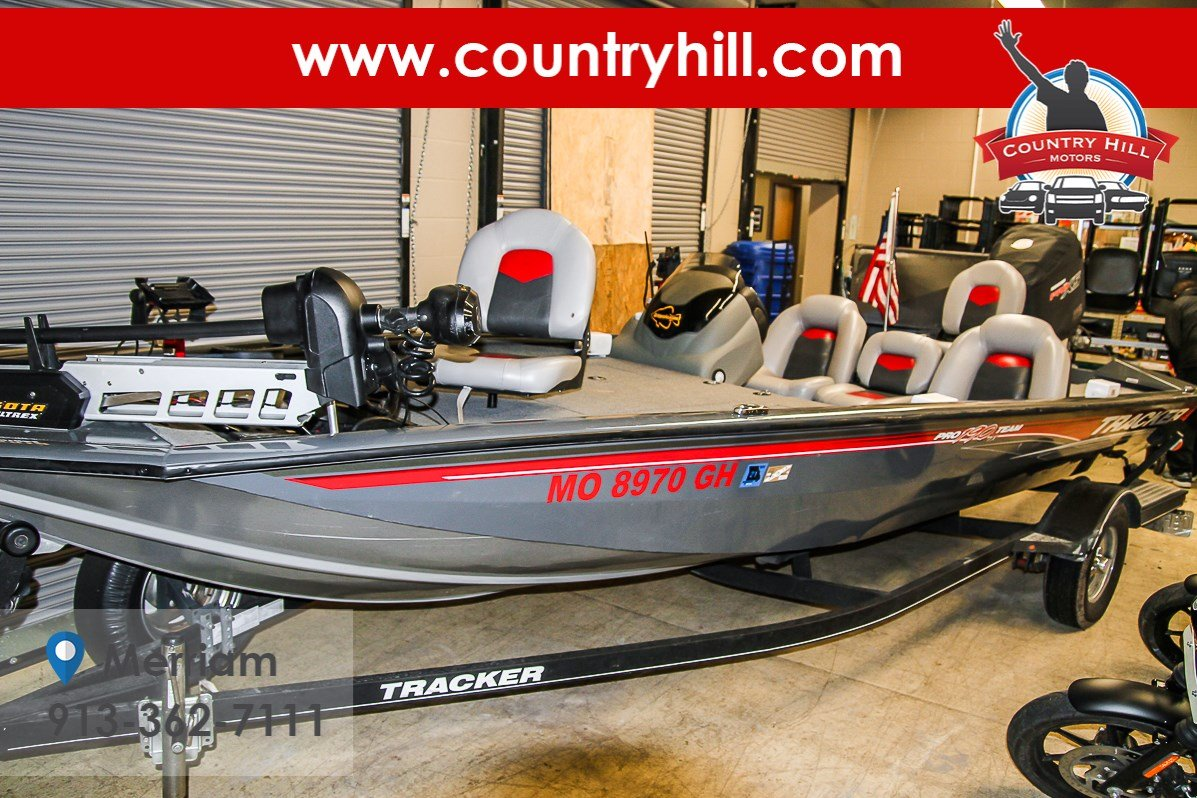 Pre-Owned 2016 TRACKER MARINE BOAT