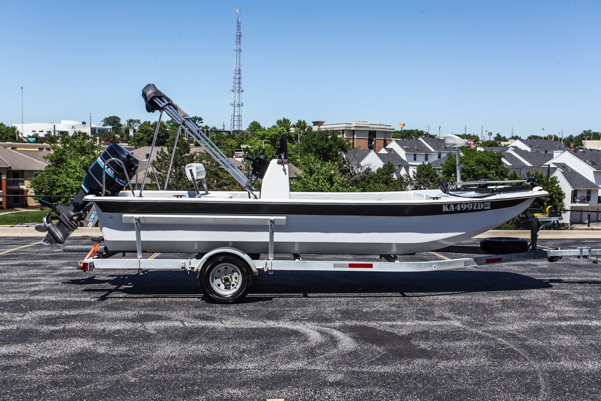 Pre-Owned 1996 CAROLINA SKIFF 1765