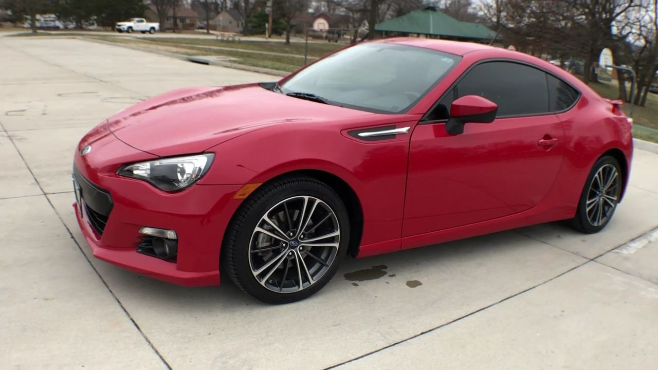 Certified Pre-Owned 2014 Subaru BRZ Limited
