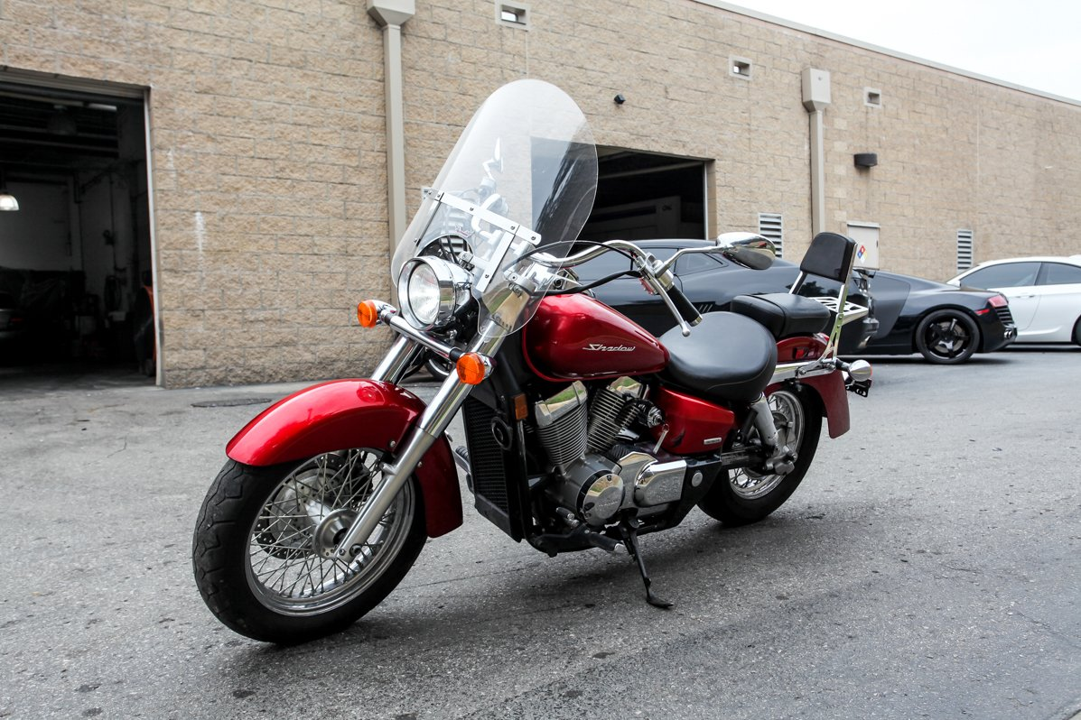 Pre-Owned 2012 HONDA MOTORCYCLE SHADOW 750