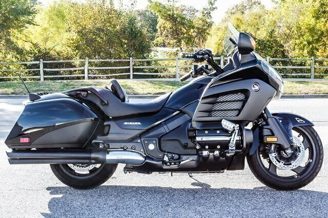 Pre-Owned 2013 HONDA MOTORCYCLE GOLD WING