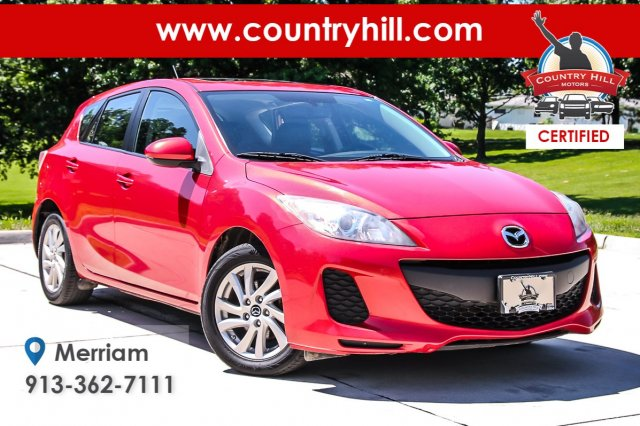 Certified Pre-Owned 2013 Mazda3 i Grand Touring